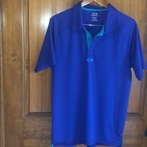 Oakley Polo Shirt Size Large